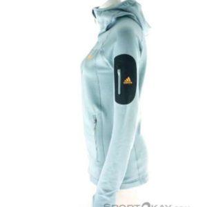 Adidas W TX Stockhorn Fleece Hoody Size Xs